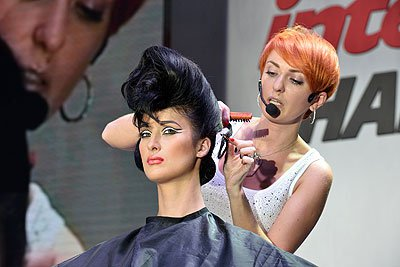 обучаем лучших парикмахеров Украины