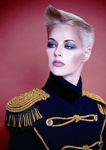 Прически: мода 2010