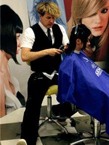 Тренинг-салон мастерства парикмахеров