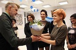 Выпускной базового курса Дюденко Киев