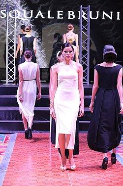 презентация лучших ювелирных изделий знаменитого итальянского дизайнера PASQUALE BRUNI