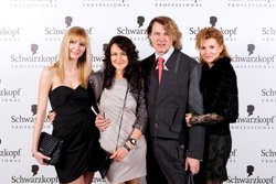Вячеслав Дюденко на Czech and Slovak Hairdressing Awards 2011