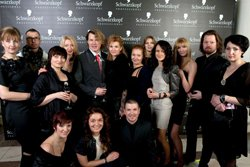 Czech and Slovak Hairdressing Awards 2011