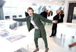 Вячеслав Дюденко в Голландии как член жюри на Netherlands Coiffure Award 2013