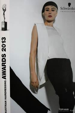 Вячеслав Дюденко на Austrian Hairdressing Awards 2013