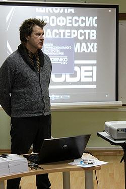 Секрети успішності  В'ячеслава Дюденко